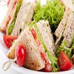 Клубные сэндвичи