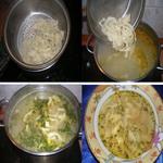 Суп – лапша с мясом