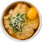 Суп яичный, с сыром
