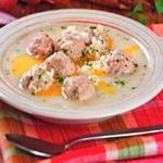 Болгарский суп чорба-топчета