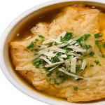 Итальянский суп из хлеба