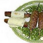 Люля-кебаб с барбарисом