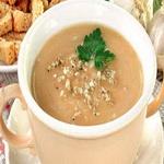 Тосканский суп с фасолью