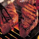 Маринованный стейк — барбекю