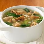 Суп — грибница с лапшой