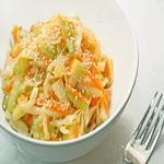 Яблочно-овощной салат, стерилизованный