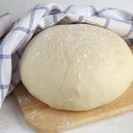 Дрожжевое тесто для пирогов с капустой
