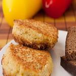 Капустные зразы с хлебом