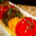 Перец красный сладкий маринованный