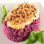 «Загадочный» салат с майонезом