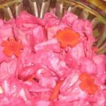 Салат «декабрьский» с капустой по-грузински