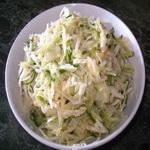 Салат из брюквы и сельдерея