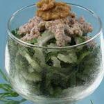 Салат из зелени сельдерея