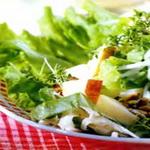 Фруктовый салат с эндивием