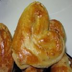 «Булочка» из кабачков