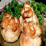 «Мешочки» с грибами