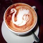 Кофе с какао и сгущенным молоком