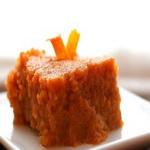 Пудинг морковный