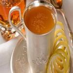 Чайный напиток с апельсиновым соком