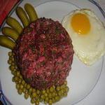 Салат из сельди по-гамбургски