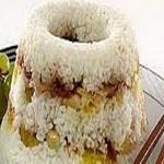 Салат из сельди с рисом и изюмом
