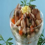 Сельдевый салат по-итальянски