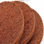 Бисквитное тесто с какао