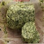 Ароматное сливочное масло (бутербродное)