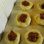Пончики с ирисом