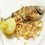 Белый соус рыбный (с лимоном)