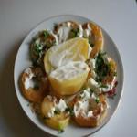 Жареные кабачки с молодым картофелем