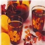 Квас медово – лимонный