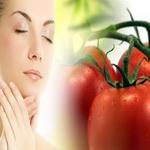 Маски для лица из помидоров
