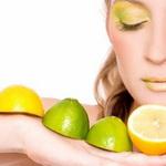 Отбеливающие маски с лимоном