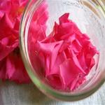 Маски из розы