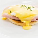 Масляный соус с яйцами