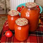 Заготавливаем томатный сок на зиму