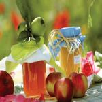 Квас медово-яблочный