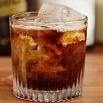 Ледяной пряный кофе