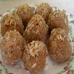 Ореховые сладкие шарики