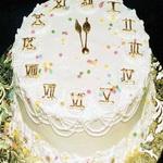 Торт с ромовой глазурью