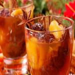 Салат – коктейль из сухофруктов (зимний)