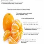 Выбираем мандарины