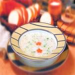 Овощной суп (молочный)