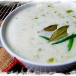 Геркулесовый суп по – ирландски