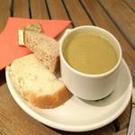 Молочный суп ячневый