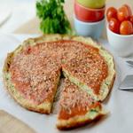 Фитнесс – пицца яичная