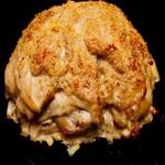 Куриная грудка слоями, с грибами