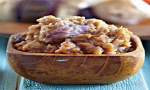 Соус к шашлыку с виноградом кишмиш