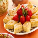 Арабская сладость (басбуса)